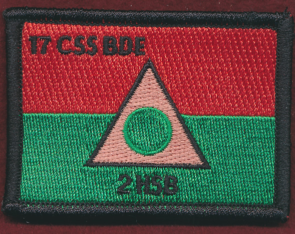 2nd Health Support Battalion (2 HSB) Replicated