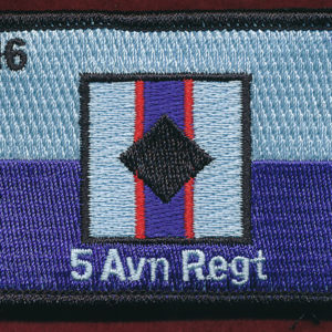 5th Aviation Regiment  Replicated