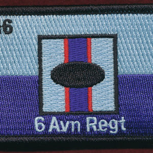 6th Aviation Regiment (6 Avn Regt)  Replicated