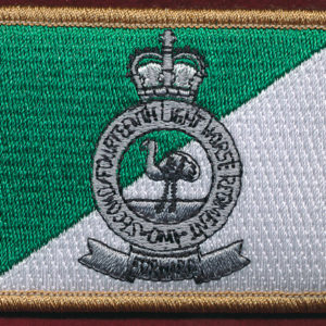 2/14 LHR (QMI) Regimental Patch