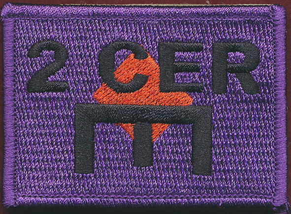 2nd Combat Engineer Regiment (2CER) Unofficial Coloured