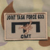 Afghanistan - JTF 633  Engineers  CMT