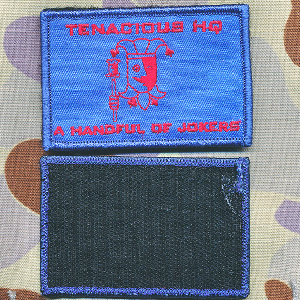 IRAQ - OBG(W)-4  CT TENACIOUS  HQ
