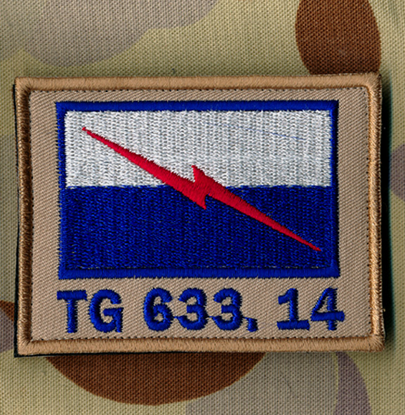 Afghanistan -  Force Communication Unit TG 633.14