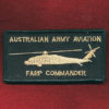 Aviation -  FARP  COMMANDER