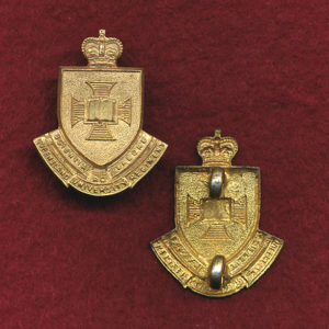 QUR - Collar Badge (x1) (53/60)