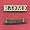 Shoulder Title - RAEME   (A/A)