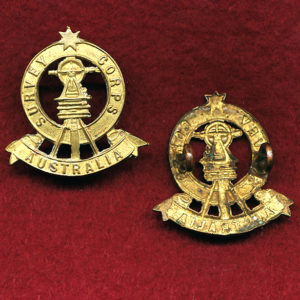 AASC - Collar Badge  (30/42)