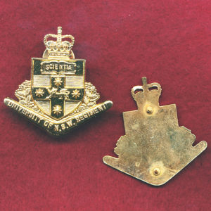UNSWR - Collar Badge  (ca96)