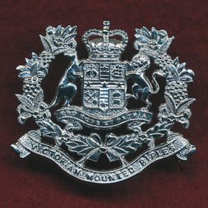 8/13 VMR - Hat Badge  (ca1990s)