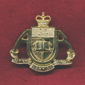 AUR - Hat Badge (ca 97)