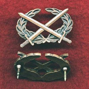 Army Combat Badge  (ACB)