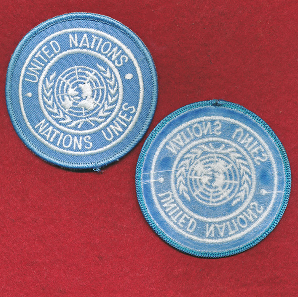 United Nations Patch (2)
