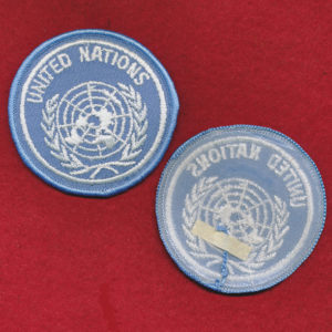 United Nations Patch (1)