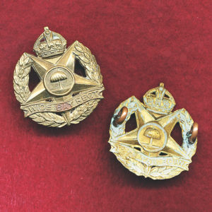 47 INF BN Collar Badge  (30/42)