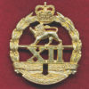 12 INF BN Hat Badge  (53/60)