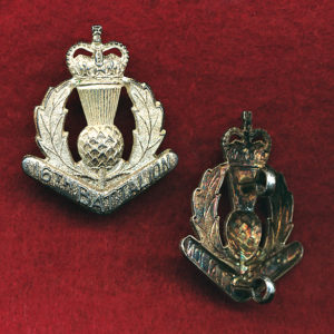 16 INF BN  Collar Badge (53/60)