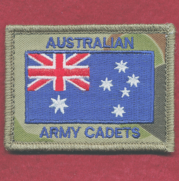 AAC - Australian National Flag DPCU