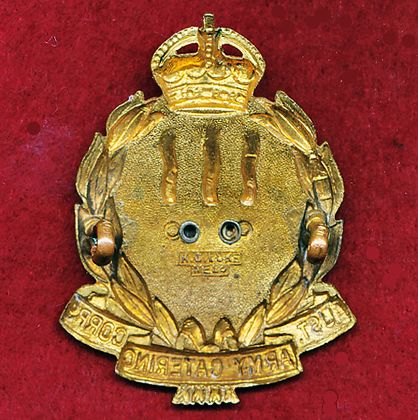 Hat Badge - AACC (48/53)