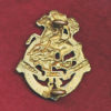 45 INF BN Collar Badge (30/42)  (w/R) (OFFRS)