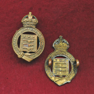Collar Badge - AAOC  (30/42)