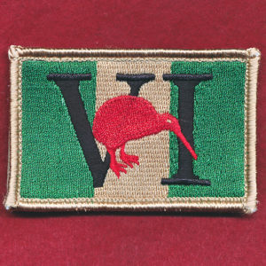 6RAR  Patch (NZ/KIWI Component)