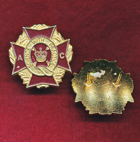 QAC - Collar Badge (Obsolete)