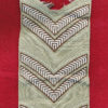 Corporal Rank Insignia - (Polyester) (Qty x2)
