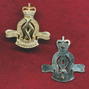 Hat/Cap /Collar Badge - RMC  (60/85)