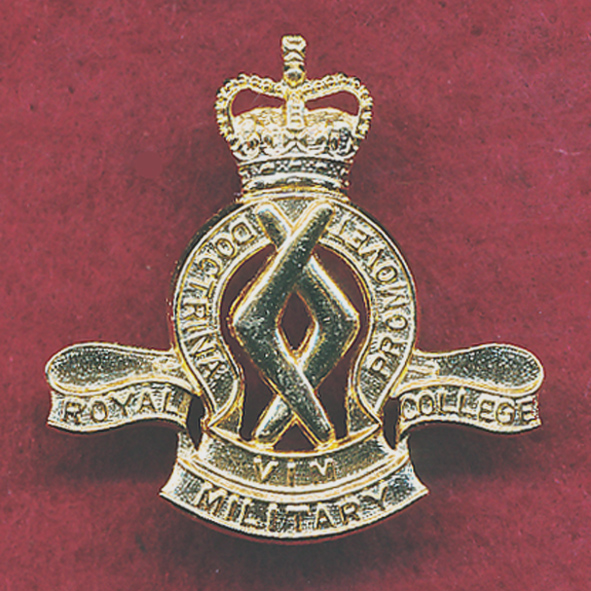 Hat/Cap /Collar Badge - RMC  (post 1996)