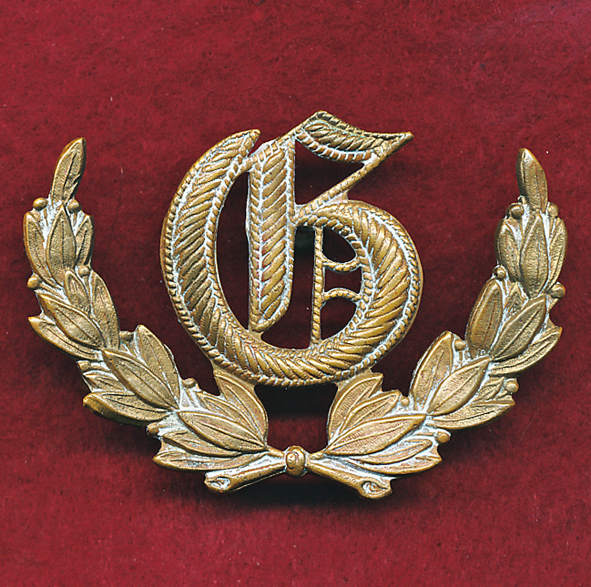 Gunnery Badge  (#4)
