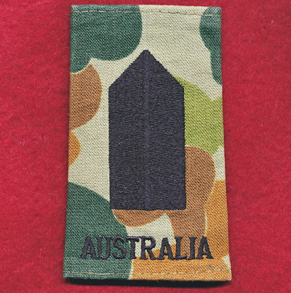Officer Cadet rank Slide - RAAF  (DPCU)