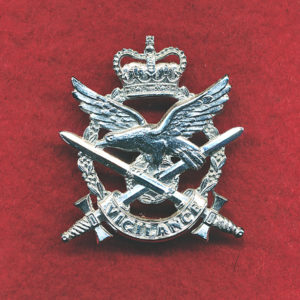 Hat Badge - AAAvn Corps  (post 97)