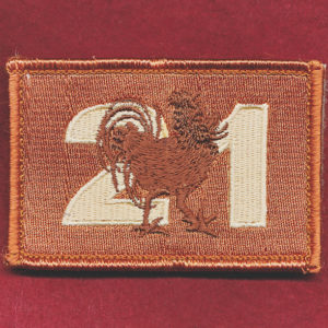 21 Construction Coy (Tan)