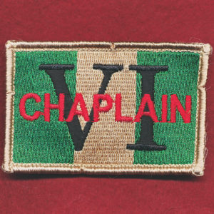 6th Battalion, The Royal Australian Regiment (CHAPLAIN)