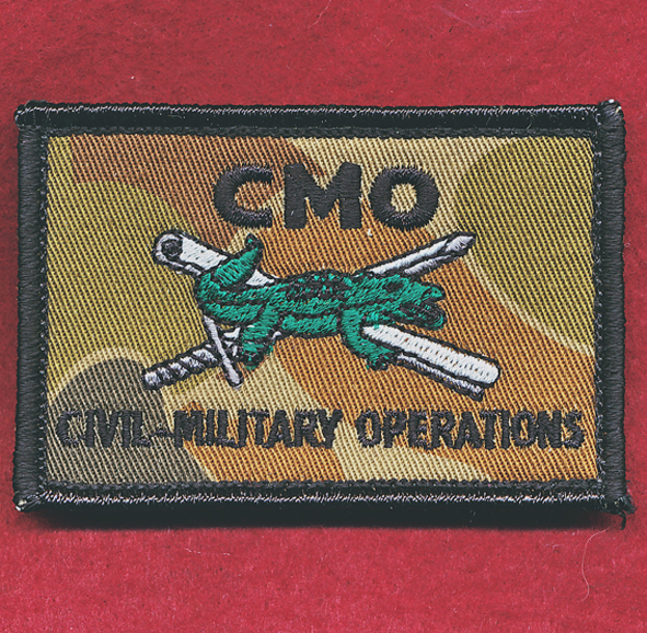 EAST TIMOR - Civil-Military  Operations (CMO)