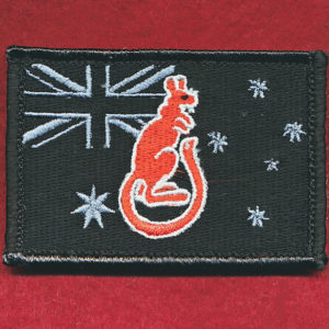 Australian National Flag / 7th Armoured Division