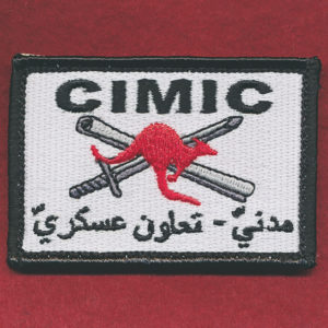 IRAQ - Civil-Military  Cooperation (CIMIC)  (3)
