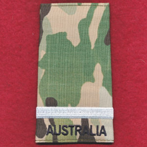 Cadet Officer rank slide - Multicam