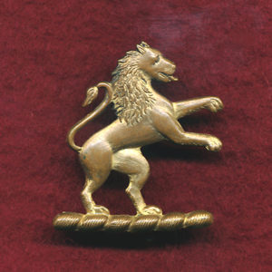 3 INF BN Collar Badge (w/R) (53/60)
