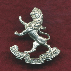 5 INF BN Collar Badge (w/L) (53/60)