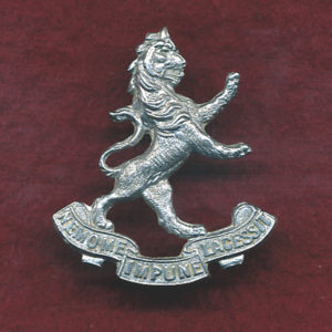 5 INF BN Collar Badge (w/R) (53/60)
