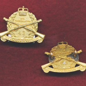 43/48th INF BN Collar Badge (53/60)