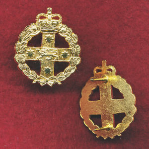 RNSWR Collar Badge (ca97)