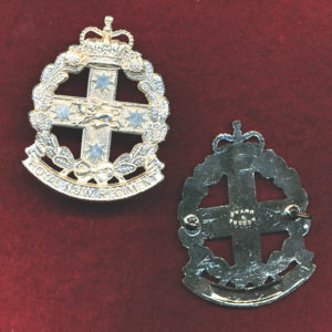 RNSWR Hat Badge (60/85) (S&H)
