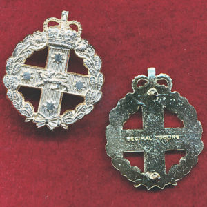 RNSWR Collar Badge (60/85)