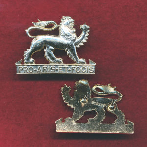 RTR Collar Badge (60/85)