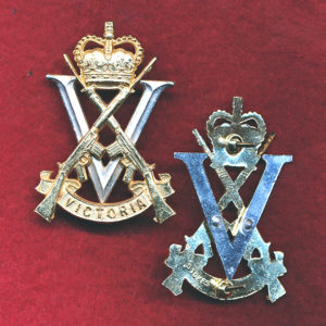 RVR Hat Badge  (60/85) (#1)