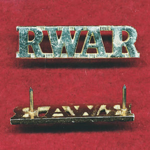 RWAR Shoulder Title (60/85)