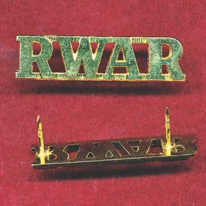 RWAR Shoulder Title (ca97)